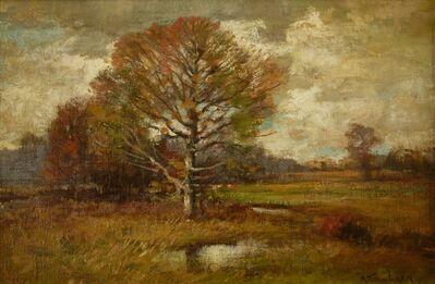 Alexander Van Laer, 'Fall Fields', ca. 1900