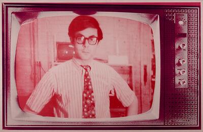 Les Levine, 'Portraits', 1969