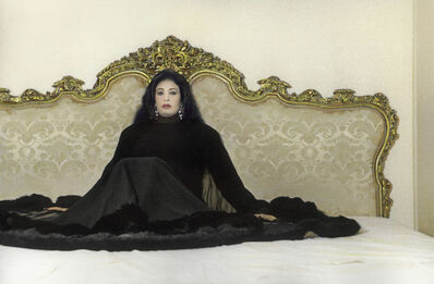 Youssef Nabil, 'My Bed, Fifi Abdou, Cairo 2000', 2000