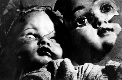 Kati Horna, 'untitled, Dolls of Fear Series, Paris, France', 1939