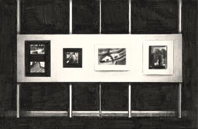 Marcel van Eeden, 'Famous Exhibitions ', 2017