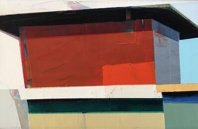Siddharth Parasnis, 'Brown Hut #2', 2018