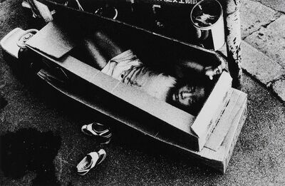 Daido Moriyama, 'Tokyo', 1978-1979