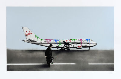 Nick Walker, 'Vandal Airways', 2007