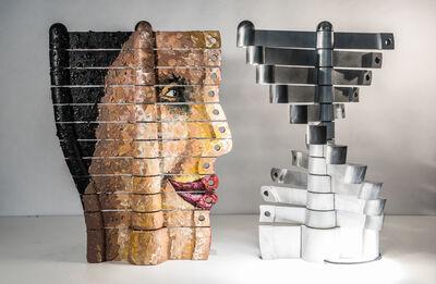Gaetano Pesce, 'Portrait Lamp', 2016
