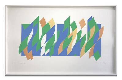 Bridget Riley, 'Wall Painting I', 2007