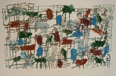 John Peart, 'Reflections VII', 1986