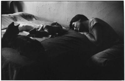 Elliott Erwitt, 'New York City, NY (mother and baby)', 1953