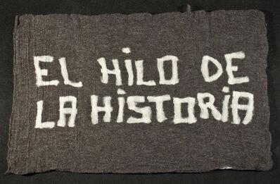 Nury González, 'El hilo de la historia', 2012