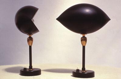 Serge Mouille, 'Wall Lamp «Eyes»', 1956