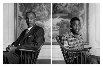 Dawoud Bey, 'The Birmingham Project: Don Sledge and Moses Austin', 2012