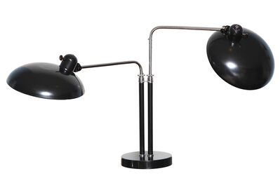 Christian Dell, 'Rare Two-Arm Table Lamp by Christian Dell', ca. 1933