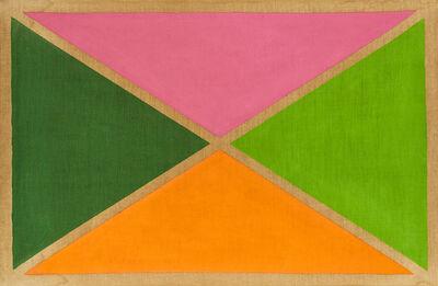 Ron Robertson-Swann, 'Across Matisse', 1964