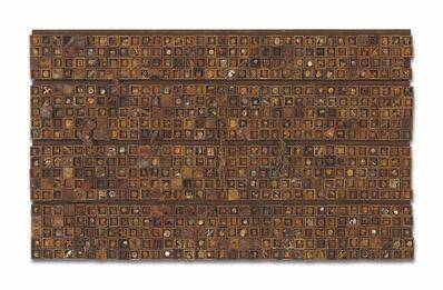 Leonardo Drew, 'Untitled'