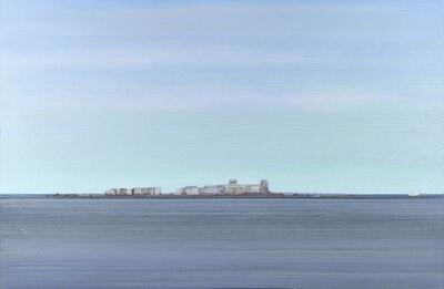 Jock McFadyen, 'Ocean Terminal'