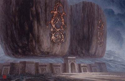 Christophe Vacher, 'Sentinels'