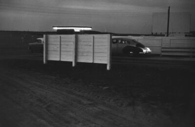 Robert Frank, 'Drive-in Movie. Lusk, Wyoming', 1956