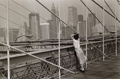 Edouard Boubat, 'New York', 1982