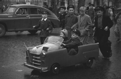 Leonid Lazarev, 'May 1', 1958