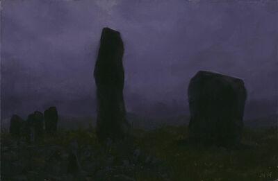 Judy Nimtz, 'Enshrouded in Darkness (Kealkill Stone Circle Study 1)', 2019