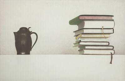 Soo Kang Kim, 'kettle and books', 2012