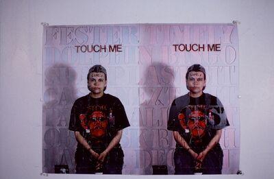 Roland Bernier, 'Touch Me Safely', 1999