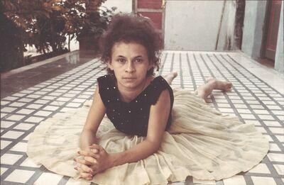 Danny Lyon, 'Colombia (Girl on Floor)', 1965