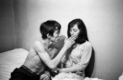 Peter Emanuel Goldman, 'Photograph from Vintage Negative Paris 1960s Photo Peter Goldman French New Wave', 1960-1969
