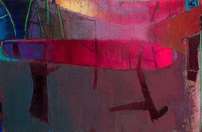 Brian Rutenberg, 'Point of Pond 2', 2019