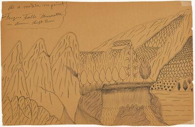 Joseph Yoakum, 'Fergus Falls Minnesota', n.d.