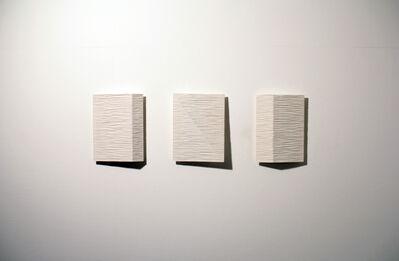 Masayuki Tsubota, 'the wall of self_gshs3s', 2015