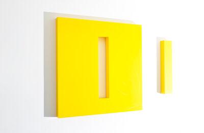 Lori Cozen-Geller, 'Escape (yellow)', 2014