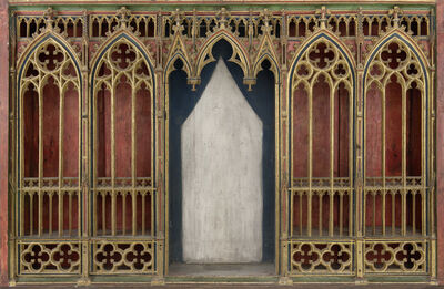 Rhineland Master, 'Altar shrine', ca. 1330