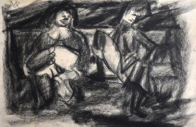Otto Dix, 'At the Zoological Garden | Im Zoologischen Garten', 1914