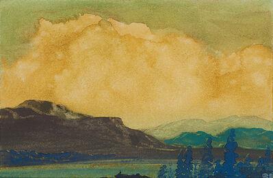 Bireswar Sen, 'Huge Cloudy Symbols of High Romance', 1972