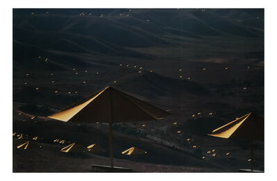 Christo and Jeanne-Claude, 'The Umbrellas, Japan-USA, California', 1984