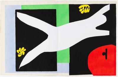 Henri Matisse, 'The Swimmer in the Aquarium', 1947