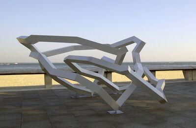 Nicolas Sanhes, 'ORI / Carré H 10 cm', 2011