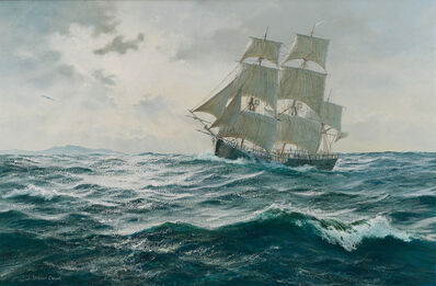John Steven Dews, 'Full Sail', 20th Century