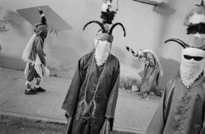 David Darby, ASC, 'Zaachila Masks, Mexico', 2005