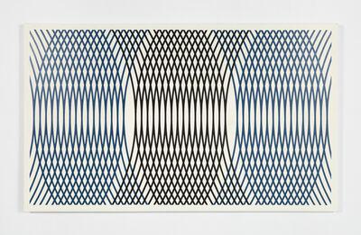 Nassos Daphnis, 'H-8-83', 1983