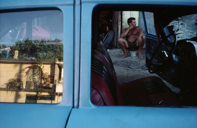 Alex Webb, 'Santiago, Cuba', 2008
