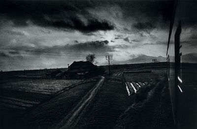 W. Eugene Smith, 'Landscape from Train, Japan', 1961-1962