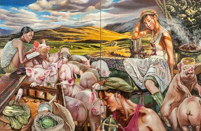 Hu Ming, 'Our Pig Class '
