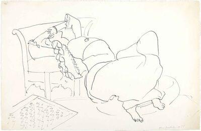 Henri Matisse, 'Persane allongée', 1928