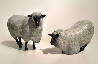 J. Clayton Bright, 'Sheep'