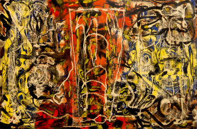 "Alfonso Ossorio, '""Untitled""', 1952"