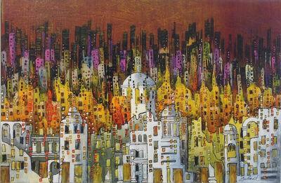 Gerald Gallant, 'Town II'