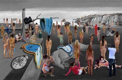 Lluis Barba, 'La Persistencia de la memoria, de Salvador Dali', 2015