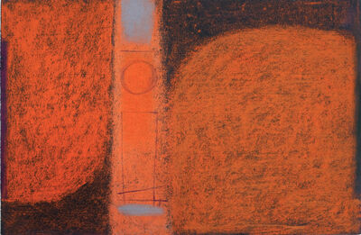 Max Ackermann, 'Ohne Titel', 1972